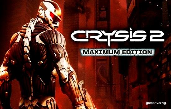 EA lanza Crysis 2: Maximum Edition