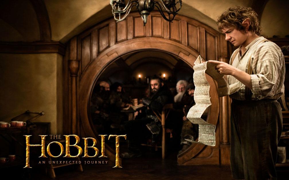 The Hobbit, nos cuenta la vida de Bilbo Bolson