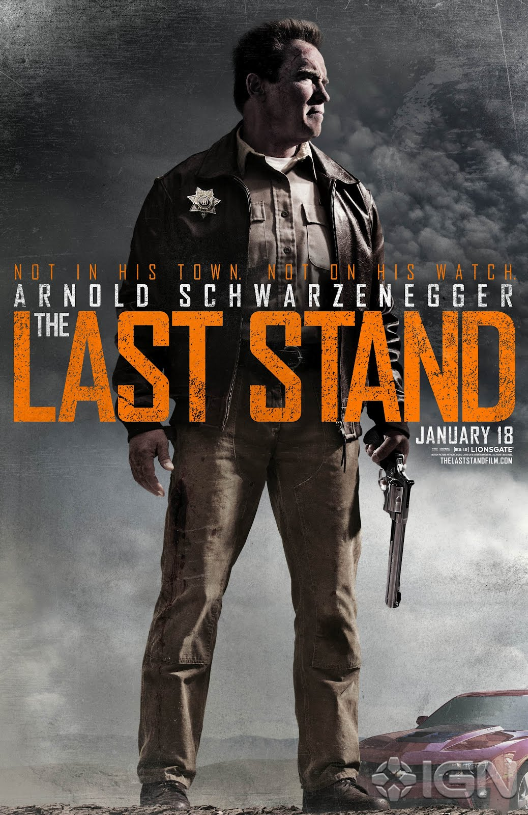 THE LAST STAND - Blog MUNDO CINEMA
