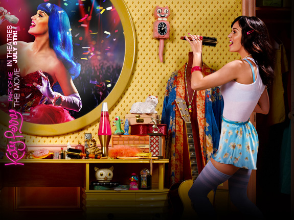 """Part of me"" muestra a la verdadera Katy Perry."