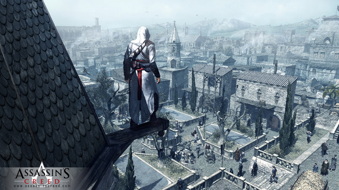 Assassins creed 2 cities