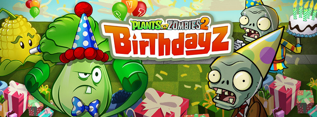 Plants Vs Zombies Cumple Seis Anos Gameover Vg