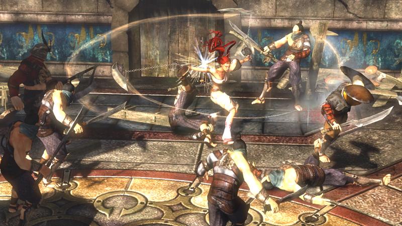 Retro Resena Heavenly Sword Gameover Vg